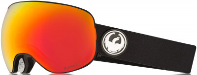 Маска Dragon X2 Black - LumalensМаска dragon x2 black подойдет для катания на сноуборде в условиях переменной облачности. Защита от ультрафиолета 100 % защита от ультрафиолета.<br>Сезон: 2017/2018; Пол: Мужской; Возраст: Взрослые; Вид спорта: Сноубординг; Погодные условия: Переменная облачность; Защита от УФ: Да; Цвет основной линзы: Красный; Цвет дополнительной линзы: Розовый; Поляризация: Нет; Вентиляция: Да; Покрытие анти-фог: Да; Совместимость со шлемом: Да; Сменная линза: Да; Материал линзы: Поликарбонат; Материал оправы: Термопластичный полиуретан; Конструкция линзы: Двойная; Форма линзы: Сферическая; Возможность замены линзы: Да; Технологии: LUMALENS, SWIFTLOCK; Производитель: Dragon; Артикул производителя: DR286317728332; Срок гарантии: 1 год; Размер RU: Без размера;