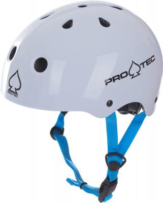 Шлем детский Pro-Tec Classic Fit Cert GlossДетский шлем pro-tec classic fit cert - это отличный выбор для катания на скейте, велосипеде или самокате. В качестве основы для модели был взят легендарный шлем classic.<br>Конструкция: Hard shell; Вентиляция: Принудительная; Материал внешней раковины: Hi-Impact ABS; Материал подкладки: Пена EPS; Вес, кг: 0,4; Сертификация: CPSC, CE, ASTM, AS/NZS 2063:2008; Пол: Мужской; Возраст: Дети; Вид спорта: Роликовые коньки; Производитель: Pro-Tec; Технологии: 2-Stage Soft Foam Liner, Dri-Lex, EPS, Fid-Lock buckle, HDPE Flex, Hardshell, Twist Fit System; Срок гарантии: 1 месяц; Артикул производителя: 2000037; Страна производства: Китай; Размер RU: 47-49;