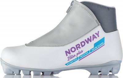 Ботинки для беговых лыж женские Nordway Bliss Plus, размер 37  (DXB006WA37)