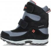 Ботинки утепленные для мальчиков Columbia Childrens Parkers Peak Velcro