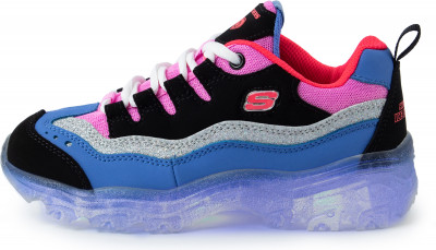 Кроссовки для девочек Skechers Ice D'Lites, размер 30
