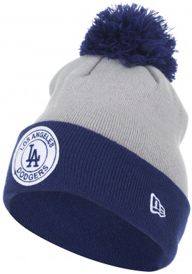 Шапка New Era Round Patch Bobble Losdod