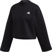 Свитшот женский adidas 3-Stripes Doubleknit