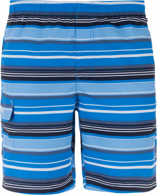Шорты пляжные мужские FilaЯркие пляжные шорты для мужчин станут отличным выбором для летнего отдыха. Комфорт мягкая ткань приятна к телу.<br>Пол: Мужской; Возраст: Взрослые; Вид спорта: Пляж; Назначение: Пляжный отдых; Длина плавок: 46 см; Материал верха: 100 % полиэстер; Материал подкладки: 100 % полиэстер; Производитель: Fila; Артикул производителя: S17AFLSMQS; Страна производства: Китай; Размер RU: 46;