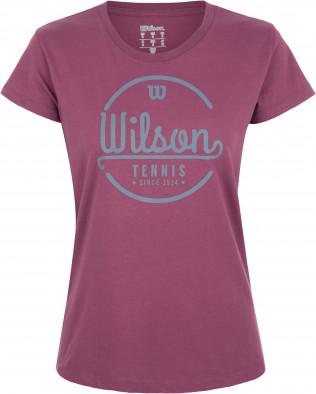 Футболка женская Wilson Lineage Tech Tee