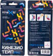 Кинезио-тейп Kinexib Pro tape, черный