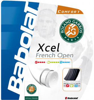 Струна Babolat Xcel French Open 12M