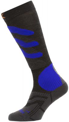 Гольфы X-Socks, 1 параПрофессиональные спортсмены знают, что экипировку необходимо подбирать тщательно вплоть до мелочей.<br>Пол: Мужской; Возраст: Взрослые; Вид спорта: Горные лыжи; Плоские швы: Да; Дополнительная вентиляция: Да; Материалы: 55% акрил, 27% нейлон, 17% шерсть, 1% эластан; Производитель: X-Socks; Артикул производителя: X020291-G177; Страна производства: Италия; Размер RU: 45-47;