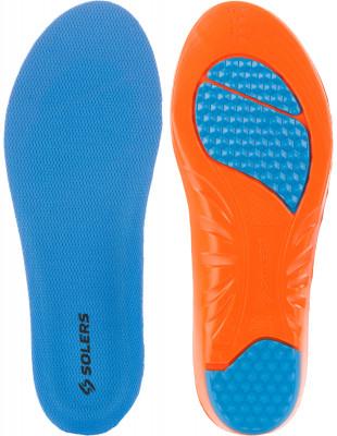 Стельки женские Solers, размер 36-40Стельки<br>Стельки атлетические solers performance предназначены для бега, тренировочных и соревновательных процессов, для длительной ходьбы.