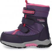 Ботинки утепленные для девочек LASSIE Boulder
