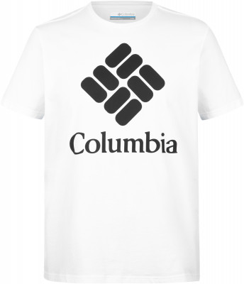 Футболка мужская Columbia Warren Grove Tee, размер 54 фото