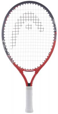 Ракетка для большого тенниса детская Head Novak 19Детская ракетка novak 19 подойдет малышам 2-4 лет, которые только начинают знакомство с теннисом.<br>Вес (без струны), грамм: 175; Размер головы: 520 кв.см; Длина: 19; Материалы: Алюминий; Наличие струны: В комплекте; Наличие чехла: В комплекте; Вид спорта: Теннис; Технологии: Damp+; Производитель: Head; Артикул производителя: 233637; Срок гарантии: 1 год; Страна производства: Китай; Размер RU: Без размера;