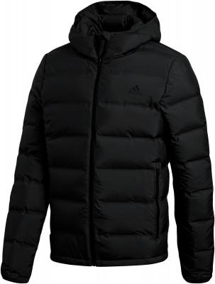 Куртка пуховая мужская Adidas Helionic Hooded, размер 46
