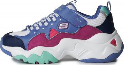 Кроссовки для девочек Skechers D'Lites 3.0 Zenway II, размер 35