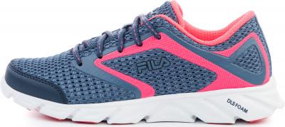 Кроссовки для девочек Fila Megalite, размер 38