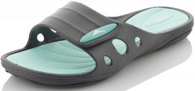 Шлепанцы женские Joss CorallineШлепанцы joss coralline это практичный вариант обуви для бассейна. Надежная фиксация застежка на липучке позволяет регулировать посадку.<br>Пол: Женский; Возраст: Взрослые; Вид спорта: Плавание; Способ застегивания: Липучка; Материал верха: 100 % поливинилхлорид; Материал подошвы: Этилвинилацетат; Производитель: Joss; Артикул производителя: DNWJ01340; Страна производства: Китай; Размер RU: 40;