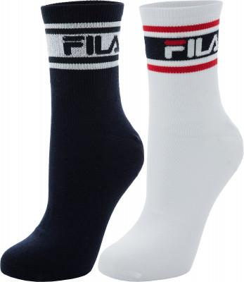 Носки FILA, 2 пары, размер 43-46