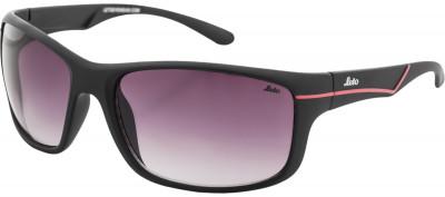 Солнцезащитные очки мужские LetoЛегкие и удобные солнцезащитные очки leto с полимерными линзами в пластмассовой оправе.<br>Возраст: Взрослые; Пол: Мужской; Цвет линз: Серый с градиентом; Цвет оправы: Черный; Назначение: Спортивный стиль; Ультрафиолетовый фильтр: Да; Поляризационный фильтр: Нет; Зеркальное напыление: Нет; Категория фильтра: 3; Материал линз: Полимер; Оправа: Пластик; Вид спорта: Спортивный стиль; Производитель: Leto; Артикул производителя: 733320B; Срок гарантии: 1 месяц; Страна производства: Китай; Размер RU: Без размера;
