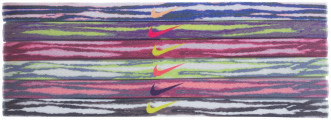 Повязка Nike Printed Headbands Assorted 6Pk
