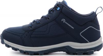 Ботинки для мальчиков Outventure Track Mid, размер 31