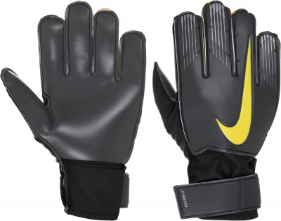 Перчатки вратарские детские Nike Junior Match Goalkeeper, размер 4