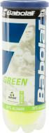 Мяч для большого тенниса Babolat GREEN X3 р.NS