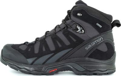 Ботинки мужские Salomon Quest Prime Gtx, размер 41Ботинки и сапоги <br>Легкие ботинки quest prime gtx от salomon - отличный вариант для треккинга.