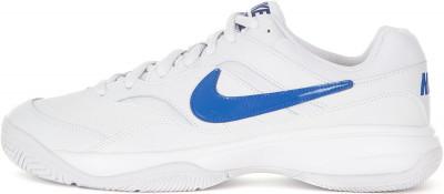 Кроссовки мужские Nike Court Lite, размер 41,5Кроссовки <br>Кроссовки для тенниса nike court lite с верхом из кожи и сетки и амортизирующей подошвой обеспечивают устойчивость и комфорт на корте.