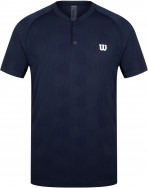 Поло мужское Wilson Power Seamless Henley