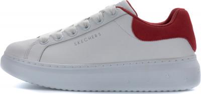 Кеды женские Skechers High Street Extremely-Sole-Fu, размер 42Кеды <br>Отличное завершение образа в классическом спортивном стиле - кеды от skechers.