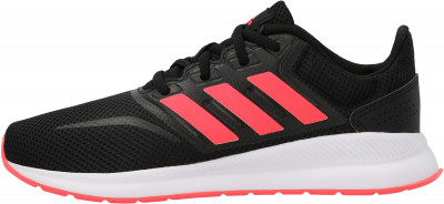 Кроссовки для девочек adidas Runfalcon K, размер 38.5