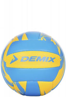 Мяч волейбольный DemixВолейбольный мини-мяч - уменьшеная копия мяча для пляжного волейбола. Подходит для обучения детей игре в волейбол и активного отдыха на улице.<br>Сезон: 2017; Возраст: Взрослые; Вид спорта: Волейбол; Тип поверхности: Универсальные; Назначение: Сувенирные; Материал покрышки: Синтетическая кожа; Материал камеры: Резина; Способ соединения панелей: Машинная сшивка; Количество панелей: 18; Вес, кг: 0,1; Производитель: Demix; Артикул производителя: DMV-1Q10; Срок гарантии: 2 месяца; Страна производства: Китай; Размер RU: 1;