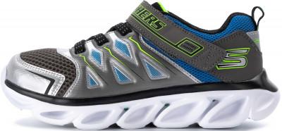 Кроссовки для мальчиков Skechers Hypno-Flash 3.0, размер 33Кроссовки <br>Яркие и легкие кроссовки с подсветкой от skechers для невероятного образа в спортивном стиле. Модель с подсветкой светодиоды, встроенные в подошву, привлекают внимание.