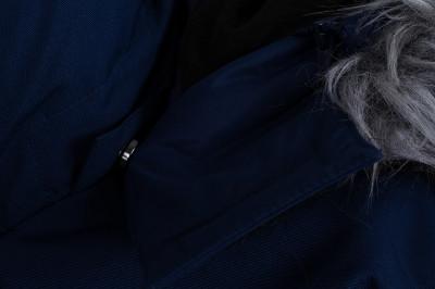 Фото 4 - Куртку утепленная для мальчиков Luhta Lahis, размер 164 синего цвета