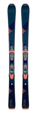 Горные лыжи женские + крепления Head TOTAL JOY + JOY 11 GW
