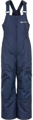Брюки утепленные для мальчиков Outventure, размер 104Брюки <br>Удобные брюки-полукомбинезон от outventure - отличный выбор для долгих прогулок. Сохранение тепла синтетический утеплитель весом 100 г м2 защищает от холода.