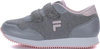 Кроссовки для девочек Fila Retro V, размер 33