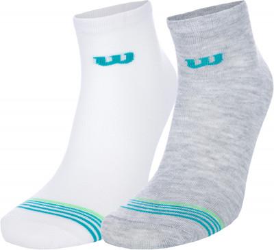 Носки Wilson, 2 пары, размер 35-38