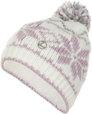 Шапка женская Luhta AktaГоловные уборы<br>Женская вязаная шапка luhta akta с помпоном из искусственного меха. Акриловая пряжа сохранит тепло и обеспечит комфорт в холодное время года.