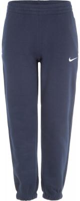 Брюки для мальчиков Nike Fleece Cuffed, размер 158-170Брюки <br>Мягкие и теплые брюки для мальчиков nike fleece cuffed для спортивного образа в холодную погоду. Натуральные материалы в составе ткани преобладает натуральный хлопок.