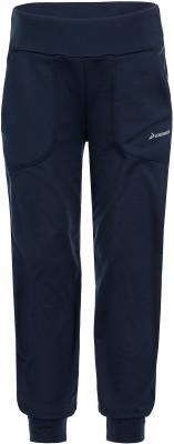 Брюки для девочек Demix, размер 116Брюки <br>Удобные и практичные брюки для девочек от demix - отличный выбор для фитнес-тренировок. Свобода движений прямой крой позволяет двигаться свободно.