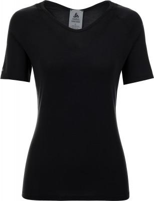 Футболка женская Odlo Lou Mesh, размер 44-46Футболки<br>Практичная футболка от odlo станет превосходным выбором для занятий бегом отведение влаги легкая быстросохнущая ткань обеспечивает быстрое отведение влаги от тела.
