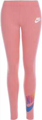 Легинсы для девочек Nike, размер 137-146