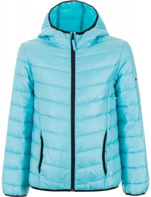 Куртка утепленная для девочек OutventureУтепленная куртка для девочек от outventure - отличный вариант для походов в прохладную погоду. Защита от ветра ткань с технологией add protect надежно защищает от ветра.<br>Пол: Женский; Возраст: Дети; Вид спорта: Походы; Вес утеплителя на м2: 160 г/м2; Наличие мембраны: Нет; Наличие чехла: Нет; Возможность упаковки в карман: Нет; Регулируемые манжеты: Нет; Защита от ветра: Да; Покрой: Приталенный; Светоотражающие элементы: Нет; Дополнительная вентиляция: Нет; Проклеенные швы: Нет; Длина куртки: Средняя; Наличие карманов: Да; Капюшон: Не отстегивается; Количество карманов: 2; Артикулируемые локти: Нет; Застежка: Молния; Материал верха: 100 % полиэстер; Материал подкладки: 100 % полиэстер; Материал утеплителя: 100 % полиэстер; Технологии: ADD PROTECT; Производитель: Outventure; Артикул производителя: UJAG027015; Страна производства: Китай; Размер RU: 152;