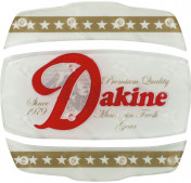 Наклейка на сноуборд Dakine Modular