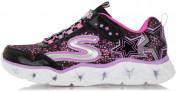 Кроссовки для девочек Skechers Galaxy Lights