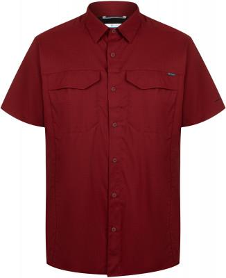 Рубашка с коротким рукавом мужская Columbia Silver Ridge Lite, размер 46