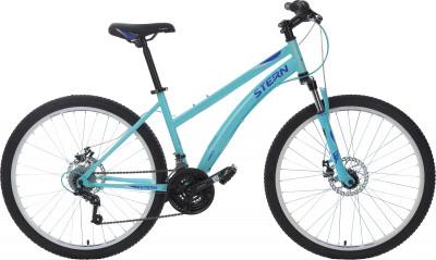 Stern Vega 2.0 26 (2018)Продвинутая версия велосипедов для начального уровня. Модель разработана специально для женщин.<br>Материал рамы: Высокопрочная сталь; Размер рамы: 14; Амортизация: Hard tail; Конструкция рулевой колонки: Неинтегрированная; Наименование вилки: 565D 26 1шток 28,6 мм; Конструкция вилки: Пружинно-эластомерная; Ход вилки: 60 мм; Материал педалей: Пластик; Система: Prowheel; Количество скоростей: 18; Наименование переднего переключателя: Sunrace FDM2S; Наименование заднего переключателя: Sunrace RDM2T; Конструкция педалей: Классические; Наименование манеток: SUNRACE TSM-28; Конструкция манеток: Вращающиеся ручки; Тип переднего тормоза: Дисковый механический; Тип заднего тормоза: Дисковый механический; Материал втулок: Алюминий; Диаметр колеса: 26; Тип обода: Двойной; Материал обода: Алюминий; Наименование покрышек: Wanda 26 x 1,95; Материал руля: Сталь; Название шифтера: Sunrace TSM-38; Конструкция руля: Изогнутый; Регулировка руля: Да; Регулировка седла: Да; Амортизационный подседельный штырь: Нет; Сезон: 2018; Максимальный вес пользователя: 95 кг; Вид спорта: Велоспорт; Технологии: Hi-ten steel; Производитель: Stern; Артикул производителя: 18VEG214T; Срок гарантии: 2 года; Вес, кг: 16,2; Страна производства: Россия; Размер RU: 135-155;