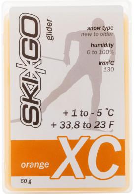 Мазь скольжения Ski Go ХС, +1°C/-5°C