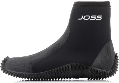 Ботинки неопреновые Joss, 5 мм, размер 43Гидрокостюмы<br>Неопреновые ботинки от joss оптимально подойдут для сплава. Толщина модели составляет 5 мм. Ботинки рассчитаны на средний уровень подхотовки.
